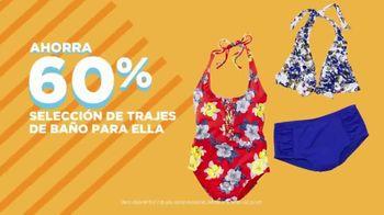 JCPenney Venta Más Caliente que el Sol TV Spot, 'Trajes de baño, shorts, polos y camisetas' [Spanish] - Thumbnail 1