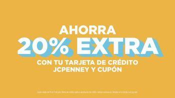 JCPenney Venta Más Caliente que el Sol TV Spot, 'Trajes de baño, shorts, polos y camisetas' [Spanish] - Thumbnail 3