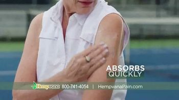 Hempvana Pain Relief Cream TV Spot, 'Over 50 Million Adults' - Thumbnail 5