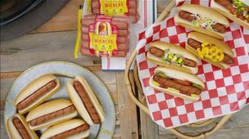 Oscar Mayer TV Spot, 'Ion Television: Backyard Cookout' - 14 commercial airings