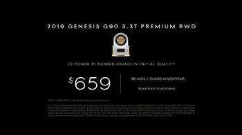 2019 Genesis G90 TV Spot, 'Premium Amenities' [T2] - Thumbnail 7