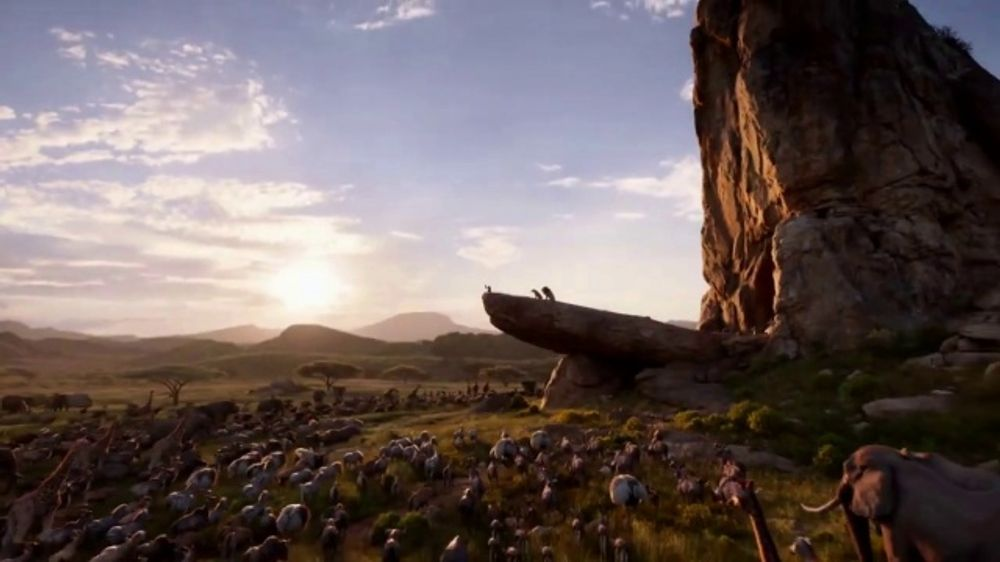 Pandora The Lion King Jewelry Collection TV Commercial, 'Can You Feel the Love?'