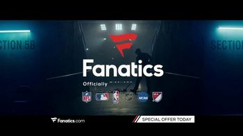 Fanatics.com Hometown Collection TV Spot, 'Locally Inspired Graphics: MadBum' - Thumbnail 10