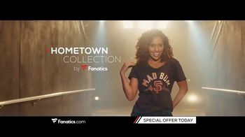 Fanatics.com Hometown Collection TV Spot, 'Locally Inspired Graphics: MadBum' - Thumbnail 2