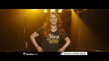 Fanatics.com Hometown Collection TV Spot, \'Locally Inspired Graphics: MadBum\'