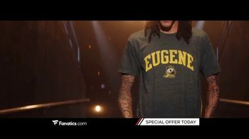 Fanatics.com Hometown Collection TV Spot, 'Locally Inspired Graphics: MadBum' - Thumbnail 7