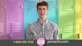 ProactivMD TV Spot, '2019 Back to School: Start the Year With Skin That's Clear'