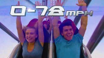 Six Flags Maxx Force TV Spot, 'Face Close-Up' - Thumbnail 4