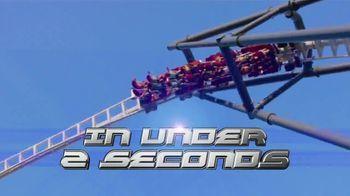 Six Flags Maxx Force TV Spot, 'Face Close-Up' - Thumbnail 6