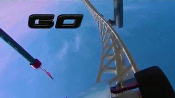 Six Flags Maxx Force TV Spot, 'Face Close-Up' - Thumbnail 7