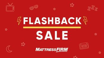 Mattress Firm Flashback Sale TV Spot, 'Sleepy's Queen Mattress' - Thumbnail 1