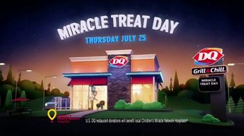 Dairy Queen 2019 Miracle Treat Day TV Spot, 'We Need You' - Thumbnail 10