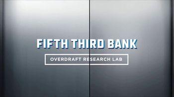 Fifth Third Bank TV Spot, 'Overdraft Research Lab' - Thumbnail 1