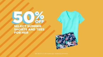 JCPenney TV Spot, 'Sun's Out: Sizzling Savings' - Thumbnail 5