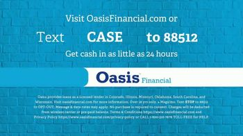 Oasis Financial TV Spot, 'My Accident: Express Cash' - Thumbnail 9