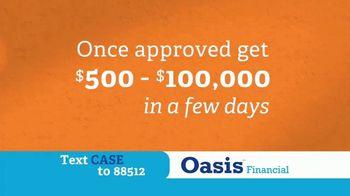 Oasis Financial TV Spot, 'My Accident: Express Cash' - Thumbnail 6
