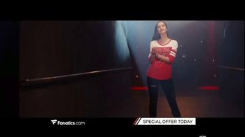 Fanatics.com Hometown Collection TV Spot, 'Locally Inspired Graphics' - Thumbnail 1