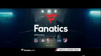 Fanatics.com Hometown Collection TV Spot, 'Locally Inspired Graphics' - Thumbnail 8