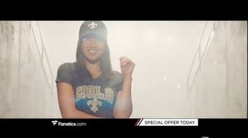 Fanatics.com Hometown Collection TV Spot, 'Locally Inspired Graphics' - Thumbnail 3