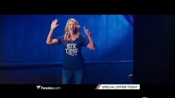 Fanatics.com Hometown Collection TV Spot, 'Locally Inspired Graphics' - Thumbnail 5
