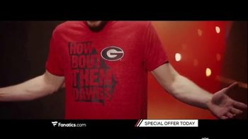 Fanatics.com Hometown Collection TV Spot, 'Locally Inspired Graphics' - Thumbnail 6