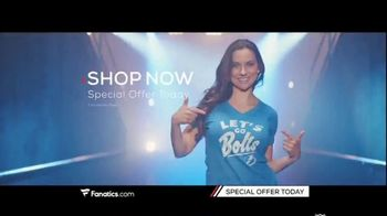 Fanatics.com Hometown Collection TV Spot, 'Locally Inspired Graphics' - Thumbnail 7