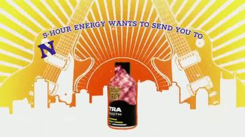 5-Hour Energy TV Spot, 'Wants to Send You to Nashville!' - Thumbnail 7