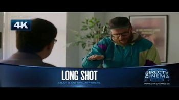 DIRECTV Cinema TV Spot, 'Long Shot' - Thumbnail 4
