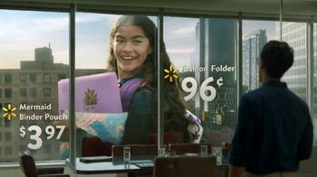 Walmart Back to School TV Spot, 'High Rise Mirror' Song by Fitz & The Tantrums