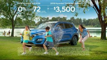 Hyundai Epic Summer Clearance TV Spot, 'Water Balloon Fight' [T2] - 9 commercial airings