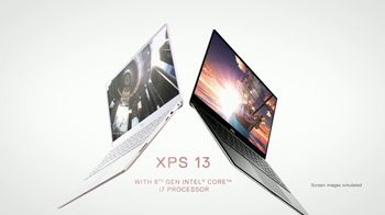 Dell Cyber Monday in July TV Spot, 'Dell Cinema and the XPS 13' - Thumbnail 2