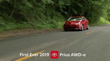 2019 Toyota Prius TV Spot, 'Western Washington Road Trip: Prius' Featuring Danielle Demski, Ethan Erickson [T2]