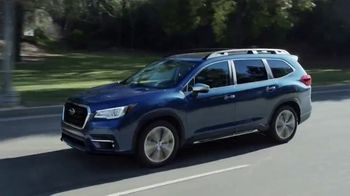 2019 Subaru Ascent TV Spot, 'Important Moments' [T1]