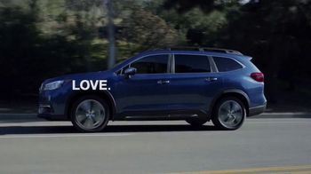 2019 Subaru Ascent TV Spot, 'Important Moments' [T1] - Thumbnail 10