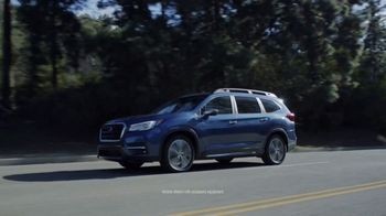 2019 Subaru Ascent TV Spot, 'Important Moments' [T1] - Thumbnail 9
