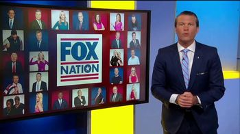 FOX Nation TV Spot, 'The Perfect Compliment' Featuring Pete Hegseth