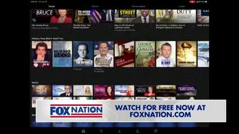 FOX Nation TV Spot, 'The Perfect Compliment' Featuring Pete Hegseth - Thumbnail 5