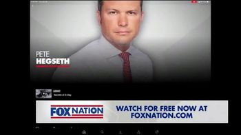 FOX Nation TV Spot, 'The Perfect Compliment' Featuring Pete Hegseth - Thumbnail 6