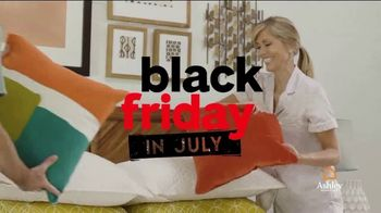 Ashley HomeStore Black Friday in July TV Spot, 'Less Than $1 a Day' Song by Midnight Riot - Thumbnail 3