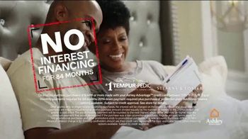 Ashley HomeStore Black Friday in July TV Spot, 'Less Than $1 a Day' Song by Midnight Riot - Thumbnail 5