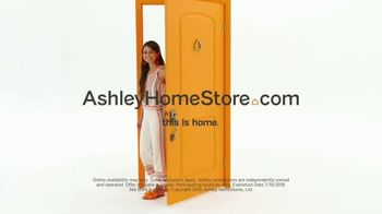 Ashley HomeStore Black Friday in July TV Spot, 'Nuvella Fabric' Song by Midnight Riot - Thumbnail 8