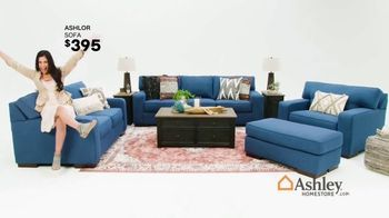 Ashley HomeStore Black Friday in July TV Spot, 'Nuvella Fabric' Song by Midnight Riot - Thumbnail 3