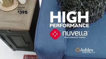 Ashley HomeStore Black Friday in July TV Spot, 'Nuvella Fabric' Song by Midnight Riot - Thumbnail 4