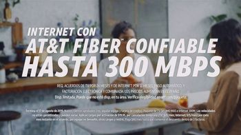 AT&T Internet Fiber and DIRECTV TV Spot, 'Taco y croissant' [Spanish] - Thumbnail 7