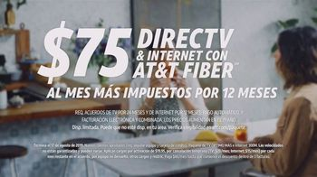 AT&T Internet Fiber and DIRECTV TV Spot, 'Taco y croissant' [Spanish] - Thumbnail 8