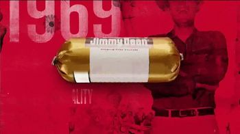 Jimmy Dean Premium Pork Sausage TV Spot, '50th Anniversary: Historic Landing' - Thumbnail 7