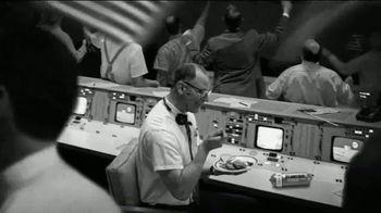 Jimmy Dean Premium Pork Sausage TV Spot, '50th Anniversary: Historic Landing' - Thumbnail 4