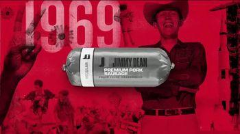 Jimmy Dean Premium Pork Sausage TV Spot, '50th Anniversary: Historic Landing' - Thumbnail 6