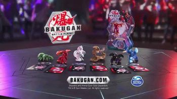 Bakugan Battle Planet TV Spot, 'Let the Battle Begin'