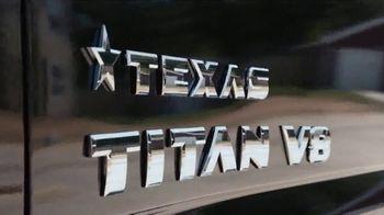 2019 Nissan Titan TV Spot, 'Work Smarter' [T2]